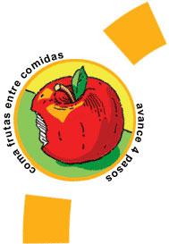 Romy 10 coma frutas manzana