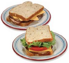 Romy 13 sandwiches aligere su almuerzo