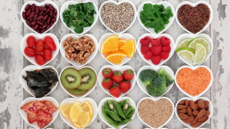 veggie hearts