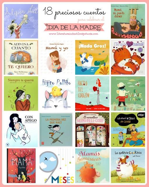 18 preciosos cuentos - Día de la madre