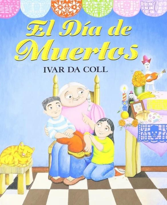 Día de muertos-book