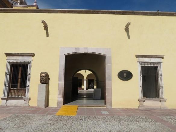Museo-Aguas Calientes